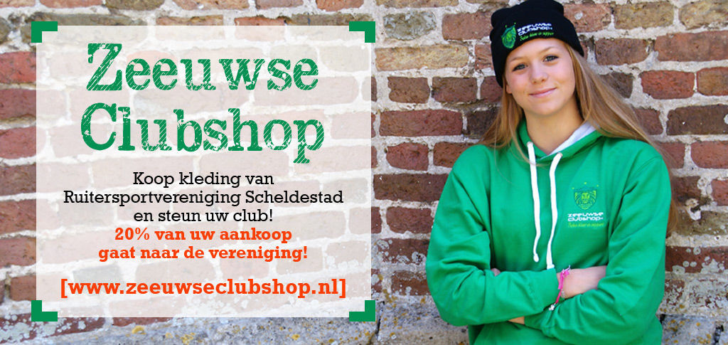 Zeeuwse club shop